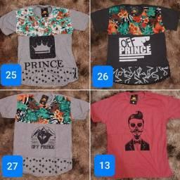 Camisas OffPrince na promoção