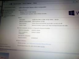 Notebook pra vender logo