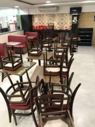 Móveis para Cafeteria/Lanchonete