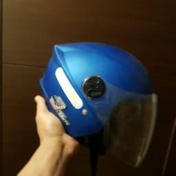 Troco capacete por fone de ouvido  Bluetooth da xaomi ou óculos de sol masculino