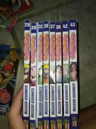 Naruto Pocket mangá