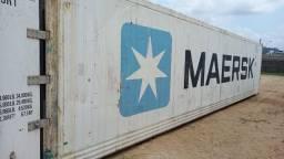 Caixa container Reefer 40pes