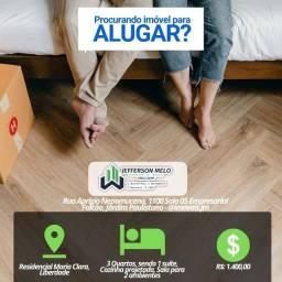 Alugo Apartamento Bairro Liberdade Campina Grande Maria Clara Residence