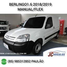 Citroen Berlingo 1,6 2018/2019