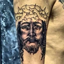 Arte na pele - tatuagem profissional