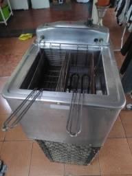 Fritadeira Tedesco 18L ( água e óleo )