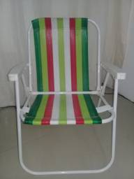 Cadeira de Praia Usada