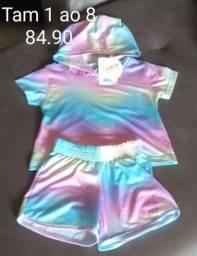 Roupas infantil e bebê
