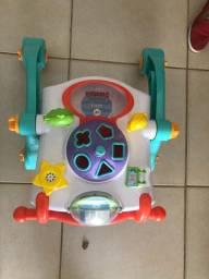 Andador para bebê Fisher Price