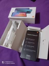 Vendo Redmi Note 9 de 128 gb
