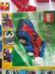 Lego 31000 completo usado 65 pecas