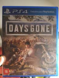 Days gone PS4 Somente Venda