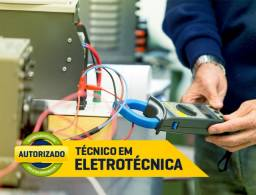 Certificação Curso Técnico Eletrotécnica