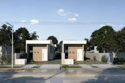 Imobiliária Habitar Vende Casas em construção - Bairro Fraron Loteamento Capelezo
