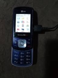 Celular LG GBR 230 FM Rec.