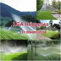 Irrigação em geral