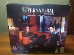 Box Supernatural 1° a 7° temporada