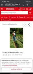 Soprador / Pulverizador Stihl Sr420 (Aceito troca)