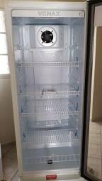 Expositor de bebidas Venax 300 litros novo