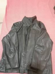 Jaqueta de couro barata!