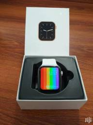 Relogio Inteligente Smartwatch Iwo 12 Lite W26 Tela Infinita