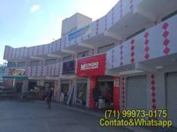 Salas Comerciais Localização Privilegiada - Fim de Linha Santo Inácio