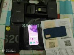 Samsung Galaxy S20 ZERADO na GARANTIA