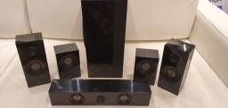 Caixas home theater Samsung