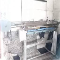 Maquina de Tricô Retilinea Tecelao 5 Motorizada