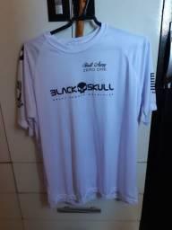 Camisa Black Skull Original