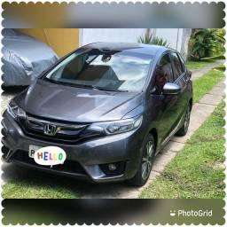 Honda Fit EX cvt - 2016 - Única Dona - Carro Impecável!!!