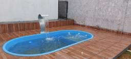 Alto Padrao. 3 quartos um sendo suíte, lazer com churrasqueira,piscina e ducha.