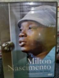 Dvd Milton Nascimento acústico na Suiça original lacrado