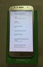 Vendo Motorola G5 S Plus semi novo