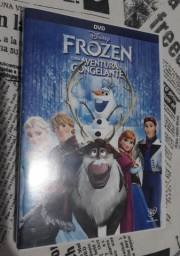 Dvd Frozen 1 - Uma Aventura Congelante