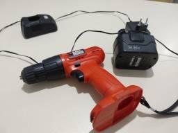 Parafusadeira para tirar peças ou nova bateria