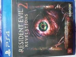 PS4 - 02 Jogos praticamente novos