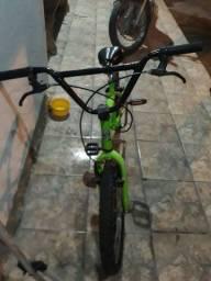 Bicicleta cros status