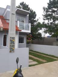 Linda Casa Duplex Geminada 02 dormitórios- Ingleses-Floripa!