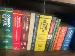 Livros Novos de Direito