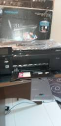 Vendo Impressora HP PhotSmart - Impressora e Scanner
