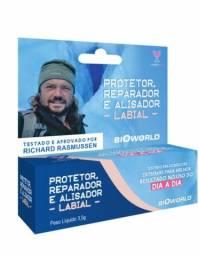 Baton labial proteção com hidratação