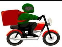 Procuro motoqueiro entregas