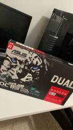 Rx 580 8GB Dual fan