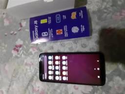 Celular Samsung Galaxy J8 68gb e 4ram cor violenta