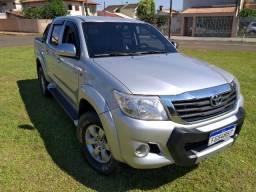 Pick-Up Camionete Toyota Hilux SR 2.7 FLEX 2013/2013 Automático