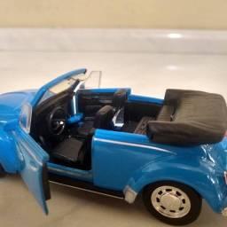 Miniatura Fusca Volkswagem Beetle  Conversivel