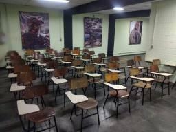 Sala de aula e recepção completos para venda