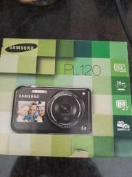 Câmera Fotográfica Samsung PL120