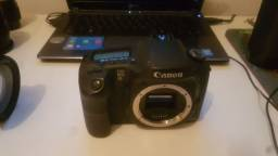 Canon 10d somente corpo dando erro 99